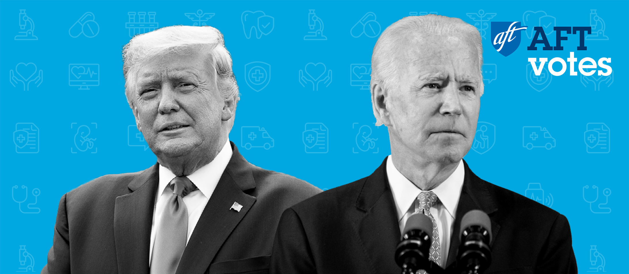 Trump vs Biden on the Issues