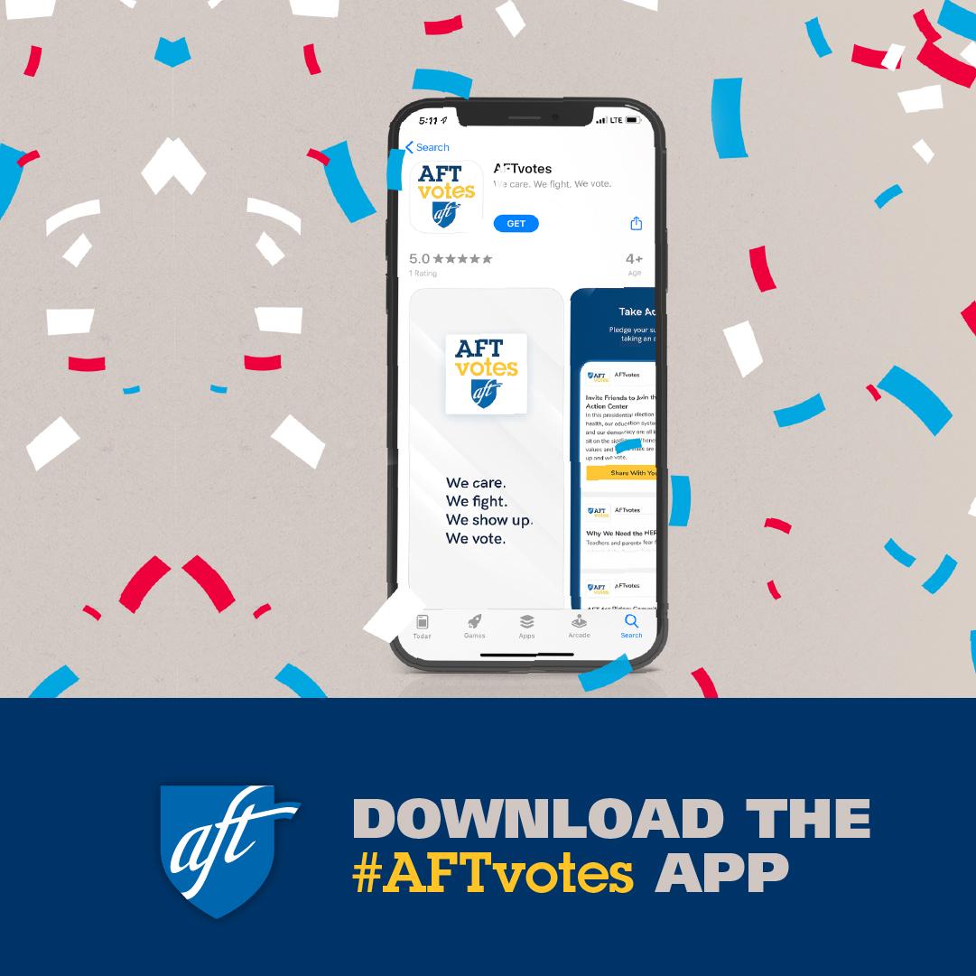 AFTvotes App